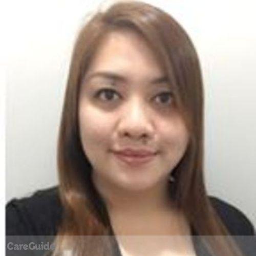 Canadian Nanny Provider Josephine Cortez's Profile Picture