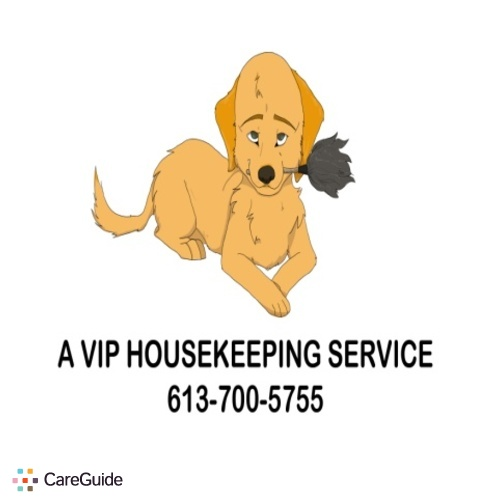 Housekeeper Provider A VIP Housekeeping Service's Profile Picture