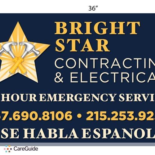 Electrician Provider Carlos P's Profile Picture