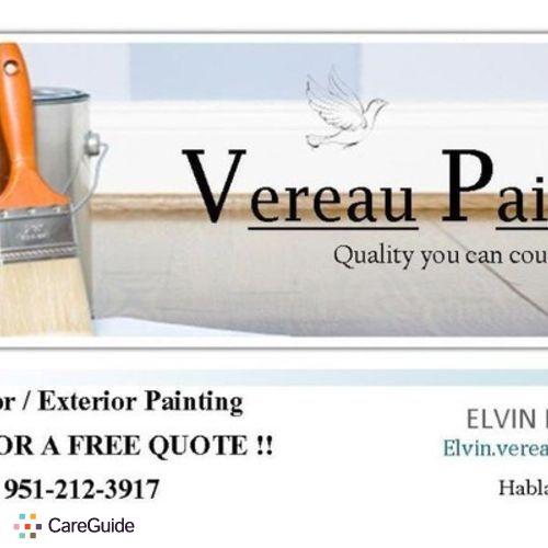 Painter Provider Elvin V's Profile Picture