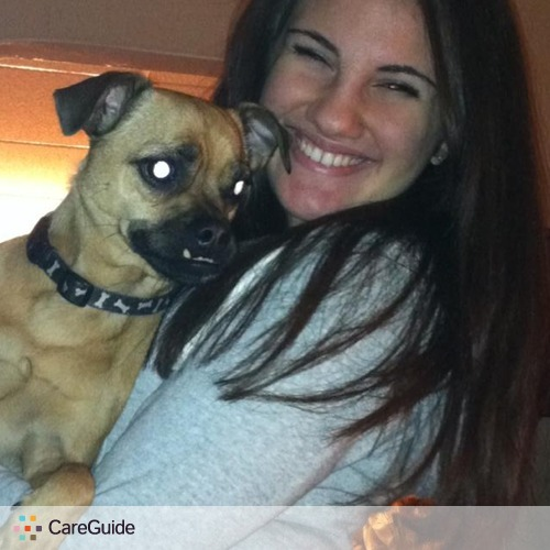 Pet Care Provider Sofia Rocchio's Profile Picture