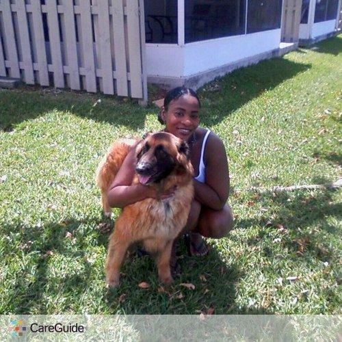 Pet Care Provider Shani McShay's Profile Picture