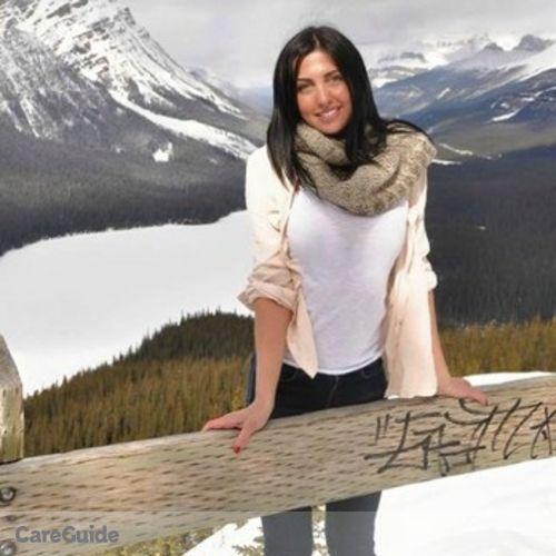 Canadian Nanny Provider Frédérique L's Profile Picture