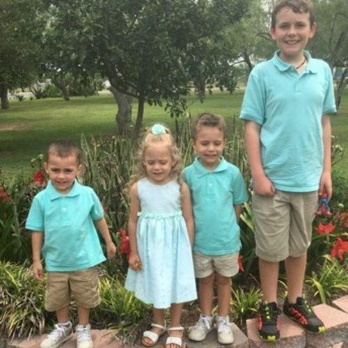 Child Care Job Bonnie Cook's Profile Picture
