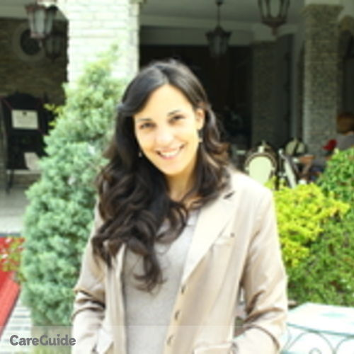 Canadian Nanny Provider Yesica Susana Lucero's Profile Picture