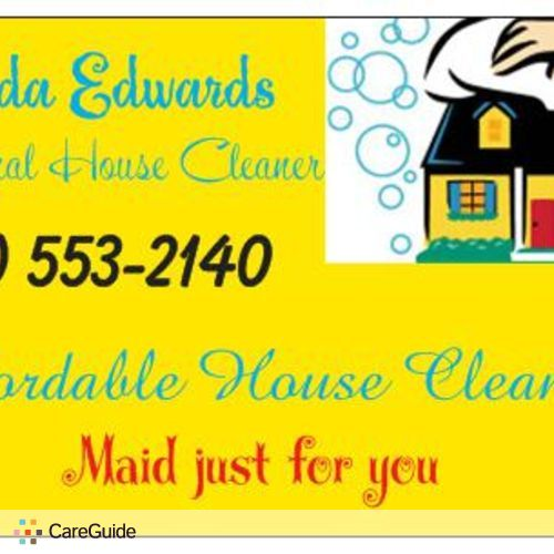 Housekeeper Provider Amanda Edwards's Profile Picture
