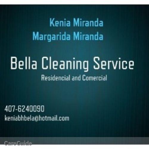 Housekeeper Provider Kenia Miranda's Profile Picture