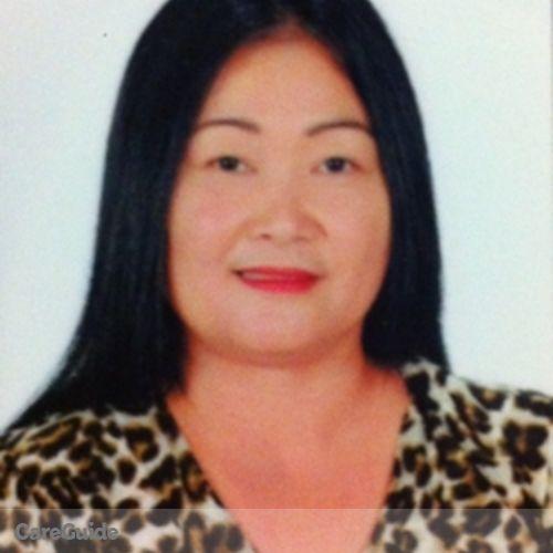 Canadian Nanny Provider Edna Culala's Profile Picture