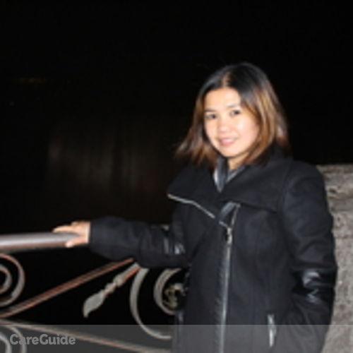 Canadian Nanny Provider Rosanna Asgar's Profile Picture