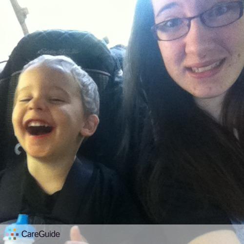 Child Care Provider Skye Challinor's Profile Picture