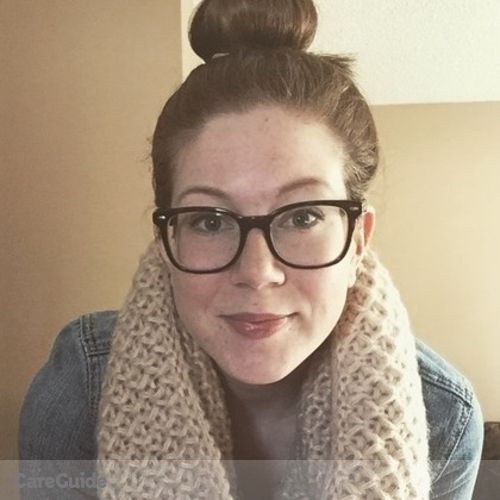 Canadian Nanny Provider Angela M's Profile Picture