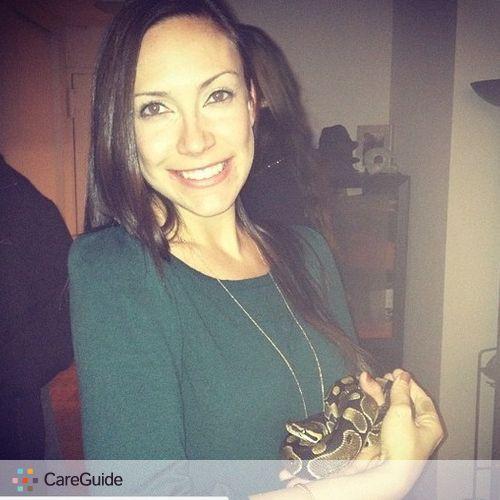 Pet Care Provider Sara K's Profile Picture