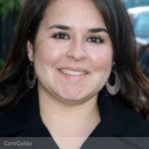 Canadian Nanny Provider Tabata Silva's Profile Picture