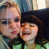 Love kids and being around them.