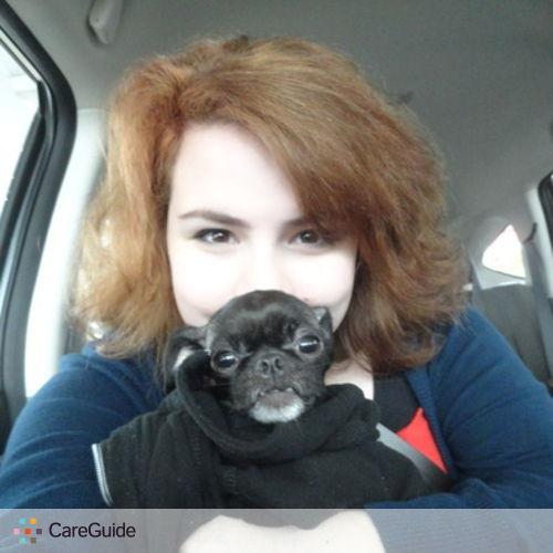 Pet Care Provider Amber Thornton's Profile Picture