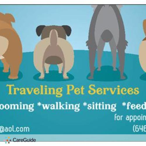 Pet Care Provider Traveling Pet Services 's Profile Picture