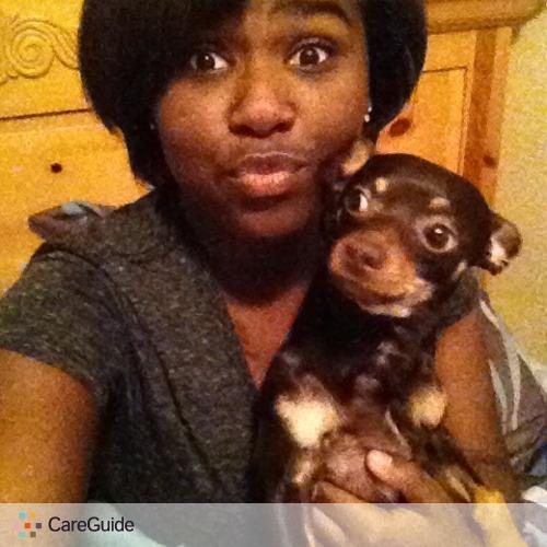 Pet Care Provider Oneacia L's Profile Picture