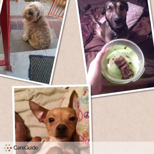 Pet Care Provider Jennifer Jimenez's Profile Picture