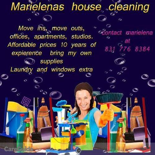 Housekeeper Provider Marielena Rodriguez's Profile Picture