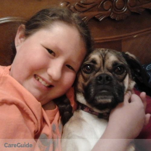 Pet Care Provider Shayla C's Profile Picture