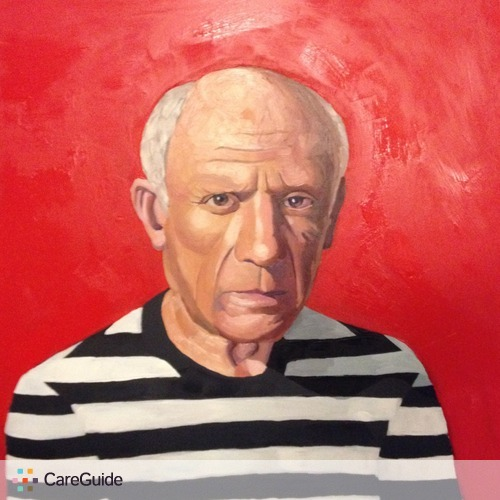 Painter Provider Felix Caballero's Profile Picture