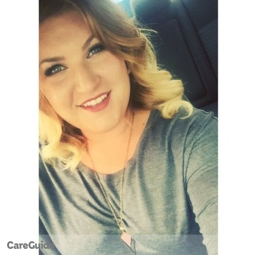 Canadian Nanny Provider Bryn Sweet's Profile Picture