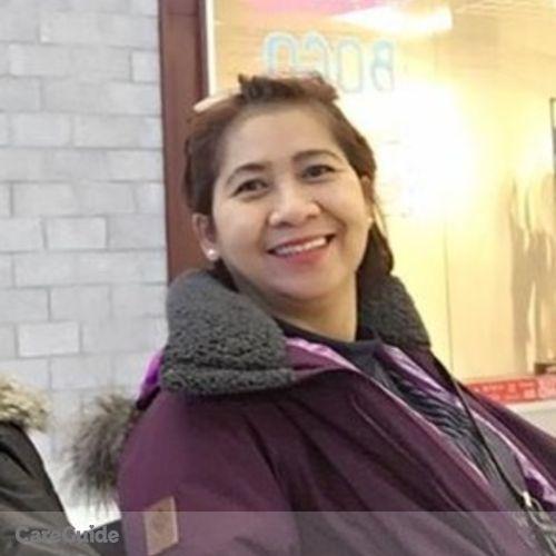 Canadian Nanny Provider Yen Bello's Profile Picture