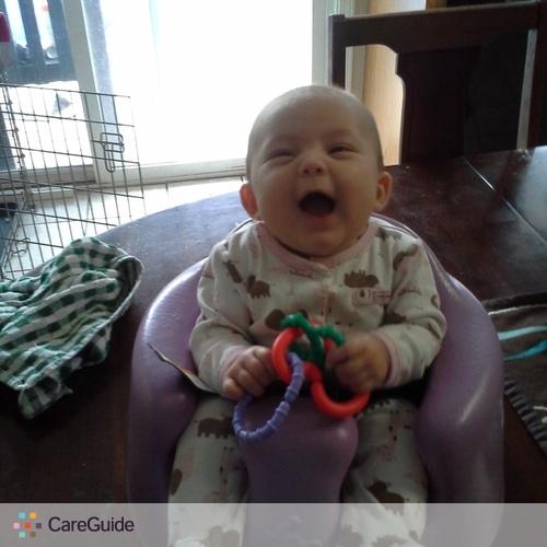 Child Care Provider Caitlyn W's Profile Picture
