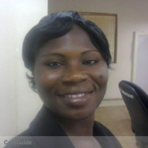 Canadian Nanny Provider Ojo Oluwakemi's Profile Picture