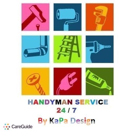 Handyman Provider Pablo Alvarado's Profile Picture