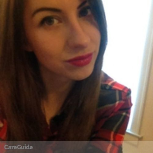 Canadian Nanny Provider Mandy Lambier's Profile Picture