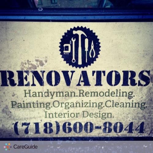 Handyman Provider Mario Ferreira's Profile Picture
