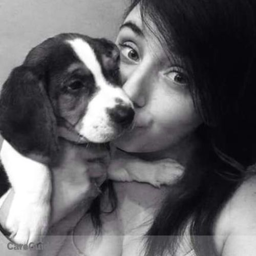 Pet Care Provider Alexandria B's Profile Picture