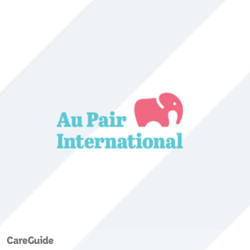 Child Care Provider Au Pair International's Profile Picture