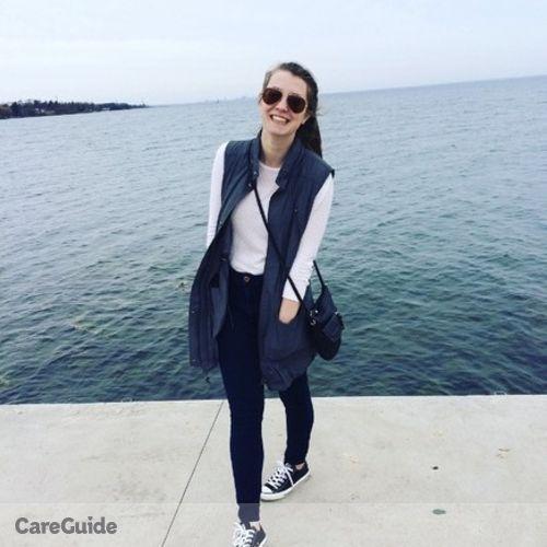 Canadian Nanny Provider Rebecca Marks's Profile Picture