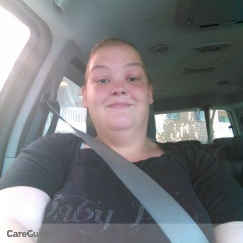 Child Care Provider Amanda J's Profile Picture
