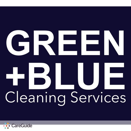 Housekeeper Provider Green+Blue Cleaning Services's Profile Picture