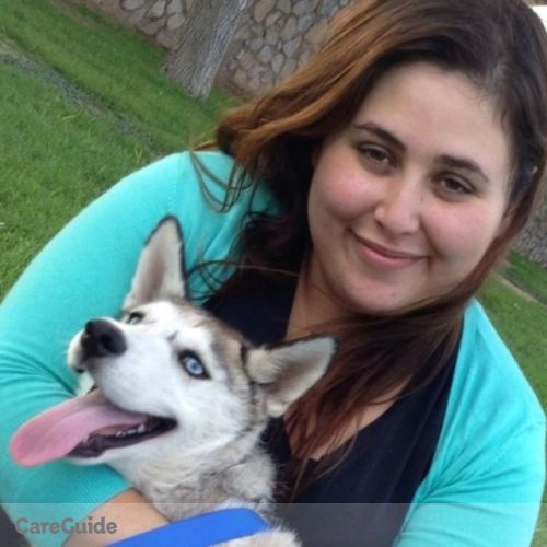 Pet Care Provider Diana Bustos's Profile Picture