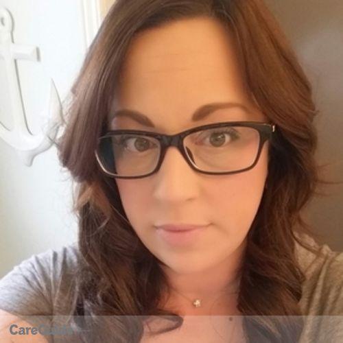 Canadian Nanny Provider Jen Mancini's Profile Picture