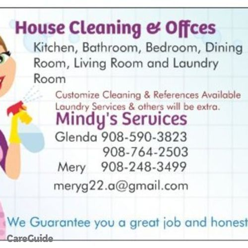Housekeeper Provider Ednamery Garcia's Profile Picture