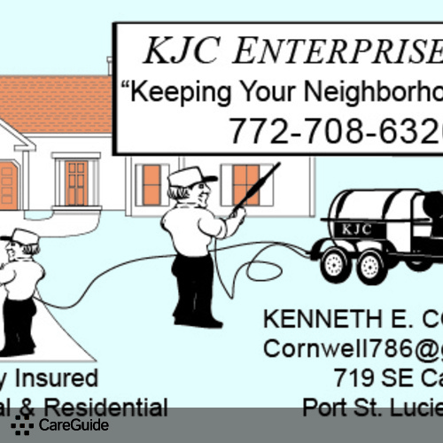 Housekeeper Provider Kenneth Cornwell's Profile Picture