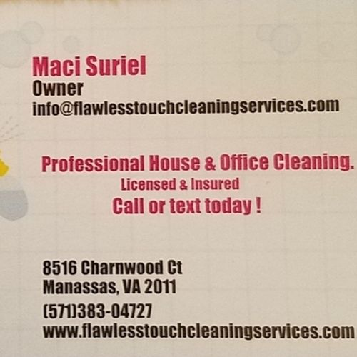 Housekeeper Provider Maci S's Profile Picture