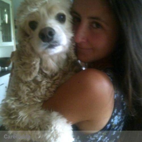 Canadian Nanny Provider Jessica Bailey's Profile Picture