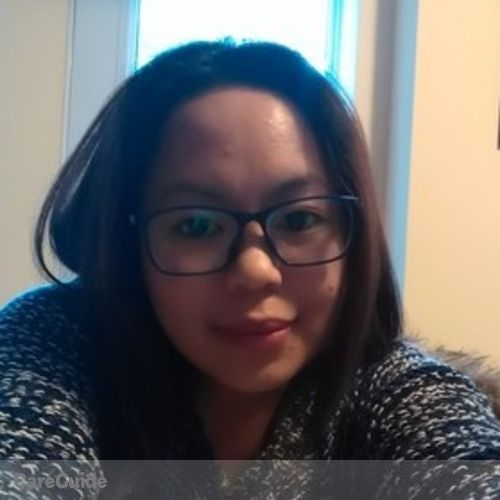 Canadian Nanny Provider Concepcion Recile's Profile Picture