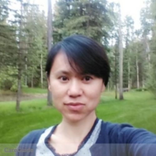 Canadian Nanny Provider Jianqi Guan's Profile Picture