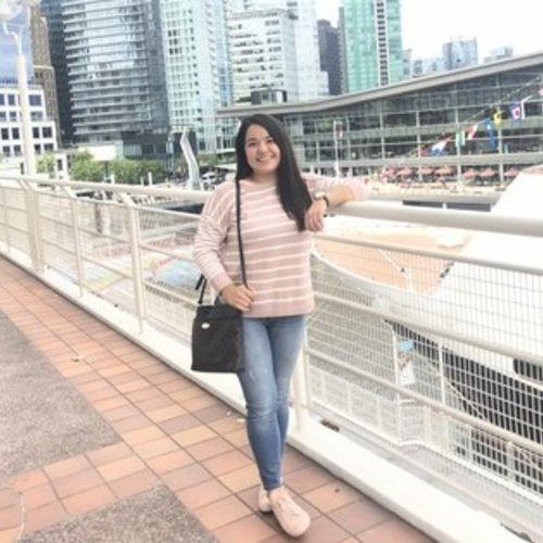 Canadian Nanny Provider Maria E's Profile Picture
