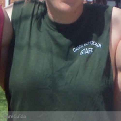 Canadian Nanny Provider Heather Crumplen's Profile Picture
