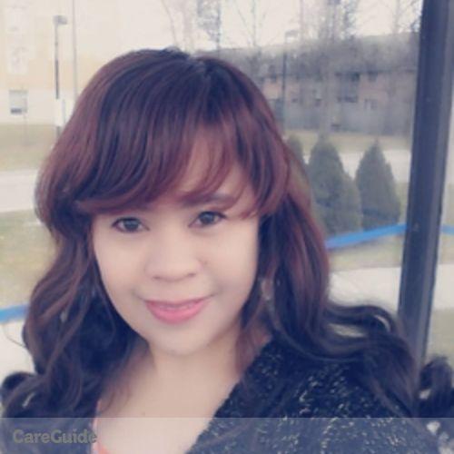 Canadian Nanny Provider Rowena A's Profile Picture