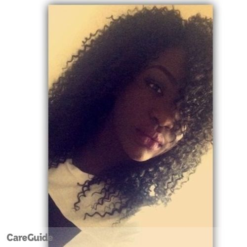 Canadian Nanny Provider Amaka O's Profile Picture