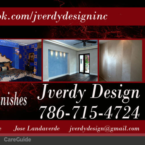 Painter Provider Jverdy Design's Profile Picture